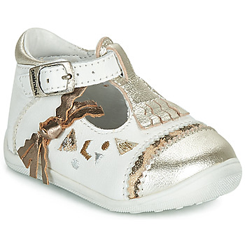 kengät Tytöt Balleriinat Catimini CANETTE Valkoinen