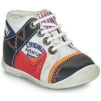 kengät Pojat Bootsit Catimini CACHALOT White