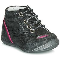 kengät Tytöt Bootsit GBB LAURE Musta