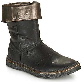 kengät Tytöt Saappaat Ramdam CRACOVIE Musta