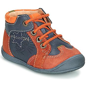 kengät Pojat Bootsit Catimini CARACAL Blue