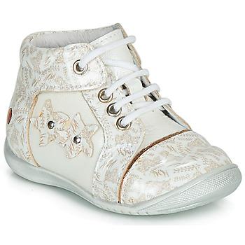 kengät Tytöt Bootsit GBB MAE White