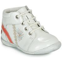 kengät Tytöt Bootsit GBB MELANIE White