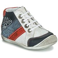 kengät Pojat Bootsit GBB MAURICE White