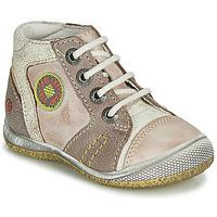 kengät Pojat Bootsit GBB MONTGOMERY Beige