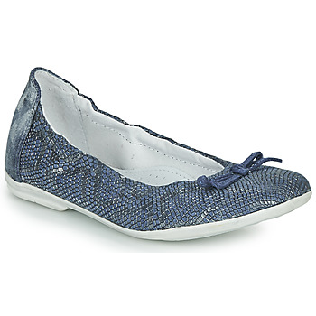 kengät Tytöt Balleriinat Ramdam KIKI Sininen