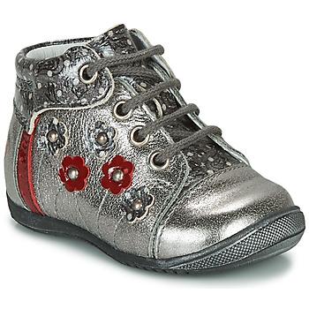 kengät Tytöt Bootsit GBB NAYANA Hopea