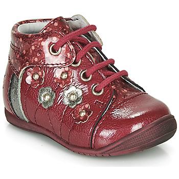 kengät Tytöt Bootsit GBB NAYANA Red