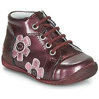 kengät Tytöt Bootsit GBB NEIGE Bordeaux