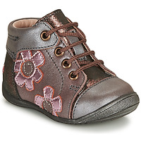 kengät Tytöt Bootsit GBB NEIGE Violetti / Vaaleanpunainen