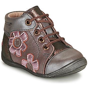 kengät Tytöt Bootsit GBB NEIGE Violet / Pink