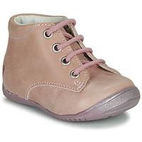 kengät Tytöt Bootsit GBB NAOMI Vaaleanpunainen