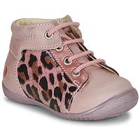 kengät Tytöt Bootsit GBB NELLY Pink / Black