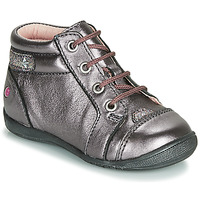 kengät Tytöt Bootsit GBB NICOLE Violet / Pink