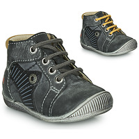 kengät Pojat Bootsit GBB NATALE Grey