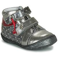 kengät Tytöt Bootsit GBB NICOLINE Hopea