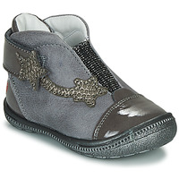 kengät Tytöt Bootsit GBB NOLWENN Grey