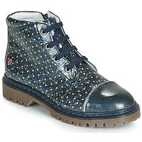 kengät Tytöt Bootsit GBB NEVA Laivastonsininen