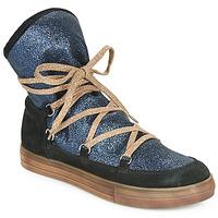 kengät Tytöt Saappaat Achile ANGELA Blue