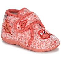 kengät Tytöt Tossut GBB NEOPOLO Pink / Red