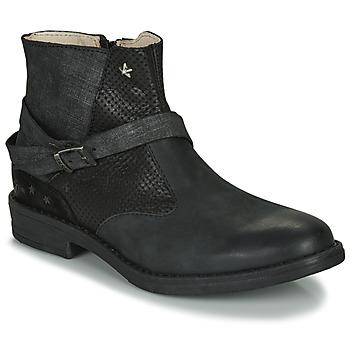 kengät Tytöt Bootsit Ikks JANE Black