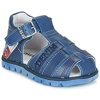 kengät Pojat Sandaalit ja avokkaat GBB PELAGE Blue