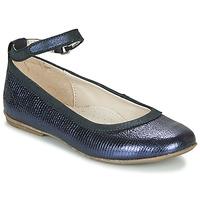 kengät Tytöt Balleriinat Achile DANIELA Blue