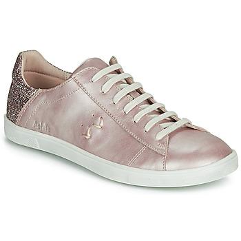 kengät Tytöt Matalavartiset tennarit Achile PAULA Pink