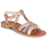 kengät Tytöt Sandaalit ja avokkaat Achile KIMITSU Vaaleanpunainen