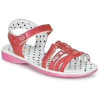 kengät Tytöt Sandaalit ja avokkaat Catimini PASTEL Pink