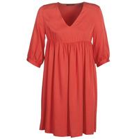 vaatteet Naiset Lyhyt mekko Only ONLVICTORIA Red