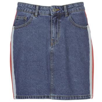 vaatteet Naiset Hame Only ONLCHRISTY Blue