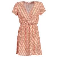 vaatteet Naiset Lyhyt mekko Only ONLTULIPE Orange