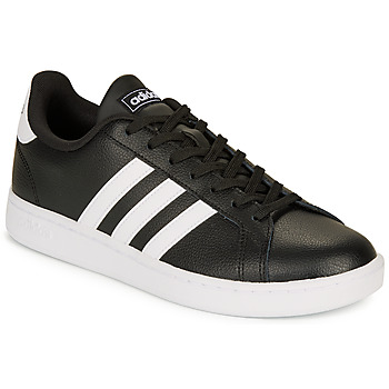 kengät Miehet Matalavartiset tennarit adidas Originals GD COURT NR HO Black