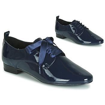 kengät Naiset Derby-kengät André GOURMANDISE Laivastonsininen
