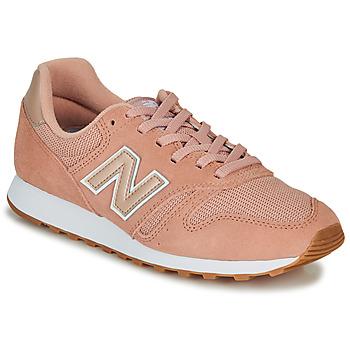 kengät Naiset Matalavartiset tennarit New Balance NB WL373PSW Pink