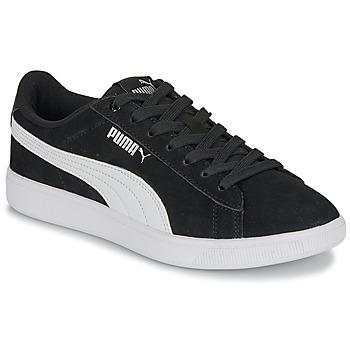 kengät Naiset Matalavartiset tennarit Puma VIKKY V2 NOIR Black