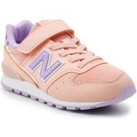 kengät Tytöt Matalavartiset tennarit New Balance YV996M2 orange