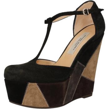 kengät Naiset Sandaalit ja avokkaat Gianni Marra AK894 Musta
