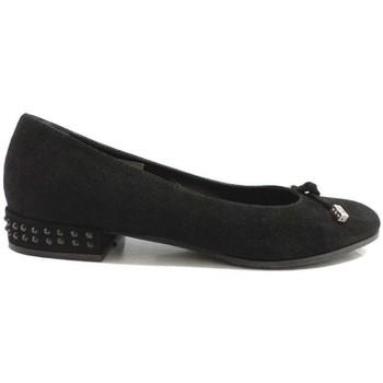 kengät Naiset Balleriinat Guido Sgariglia Ballerina-kengät AY112 Musta