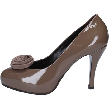 kengät Naiset Korkokengät Guido Sgariglia Dekolte kengät AY118 Beige