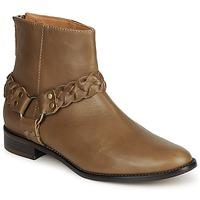 kengät Naiset Bootsit Emma Go MARLON Brown
