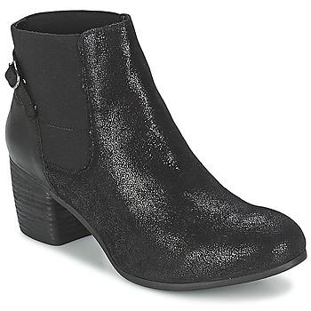 kengät Naiset Nilkkurit SPM GIRAFE Black