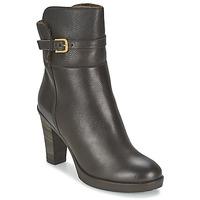 kengät Naiset Nilkkurit Fred de la Bretoniere COEVORDEN Brown