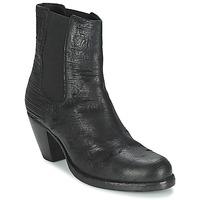 kengät Naiset Nilkkurit Fred de la Bretoniere ALMERE Black