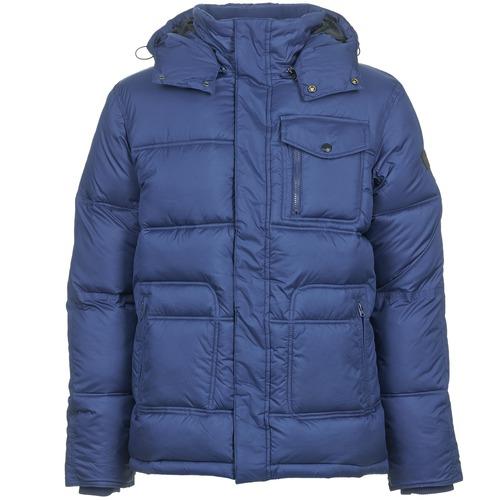 vaatteet Miehet Toppatakki Wrangler THE GUARD Blue