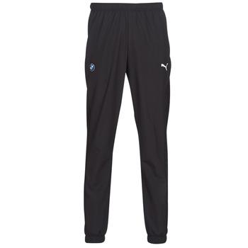 vaatteet Miehet Verryttelyhousut Puma BMW MMS WOVEN PANTS Black