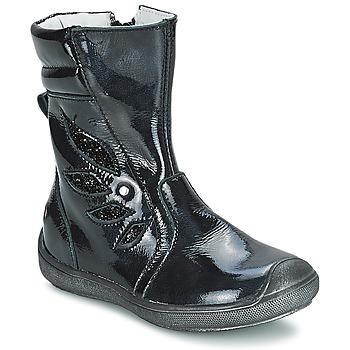 kengät Tytöt Saappaat GBB LIVIANA Black