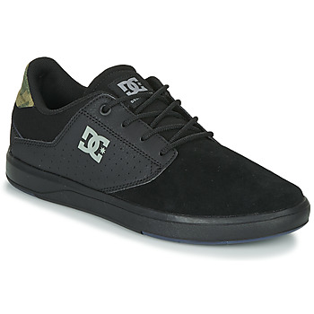 kengät Miehet Matalavartiset tennarit DC Shoes PLAZA TC SE Black / Camouflage