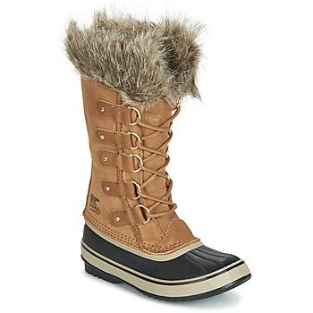 kengät Naiset Talvisaappaat Sorel JOAN OF ARCTIC Camel